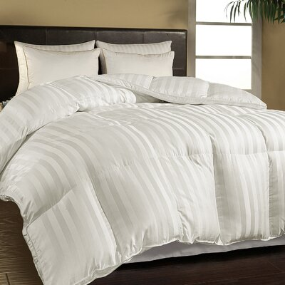 500 Thread Count All Season Down Alternative Comforter Size: Full / Queen