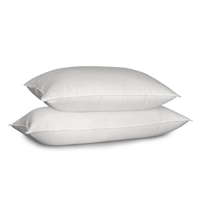 700 Thread Count Siberian Down Pillow Size: Jumbo