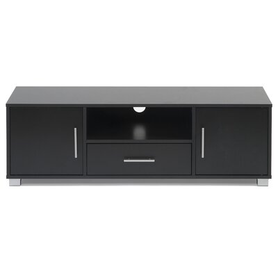 Cedarfields 47.3 TV Stand Color: Black
