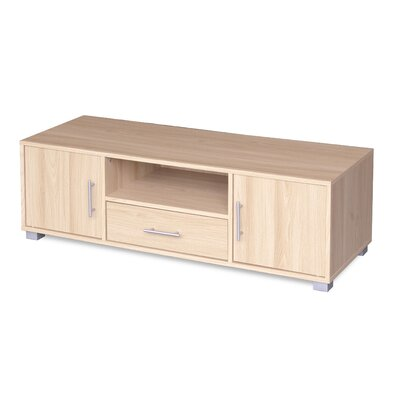 Sorento TV Stand Finish: Natural
