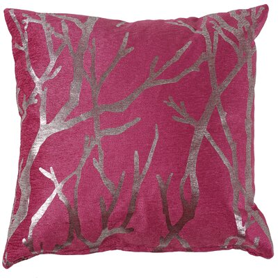 Orchid Birch Decorative Throw Pillow
