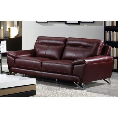 Phoenix Sofa Upholstery: Merlot