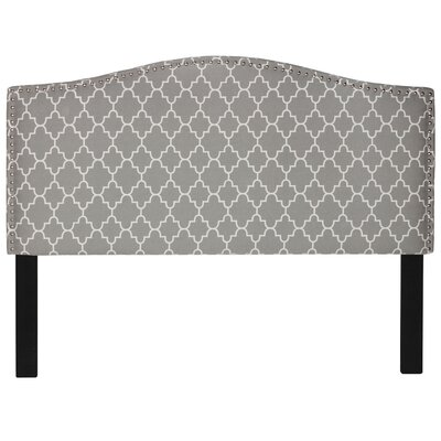 Lena Queen Upholstered Panel Headboard