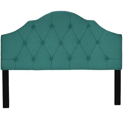 Elsie Queen Upholstered Panel Headboard