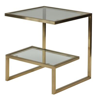 Ellesmere End Table with Storage
