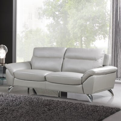 Rickards Leather Sofa