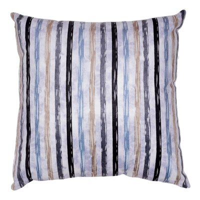 Dewey Striped Accent Throw Pillow