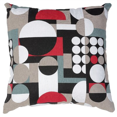 Mondo Geometric Accent Throw Pillow