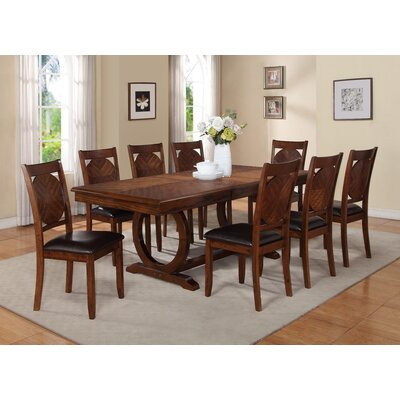 Tavera 9 Piece Dining Set