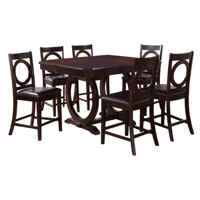 Soria Pub Table Set