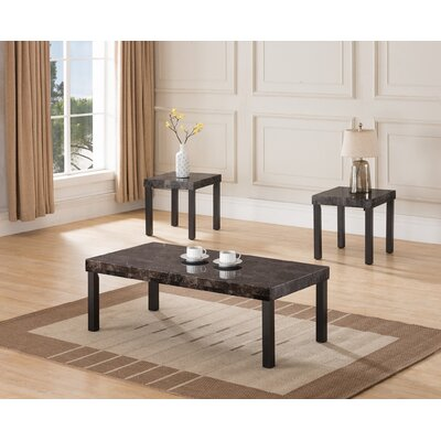 Littleton 3 Piece Coffee Table Set