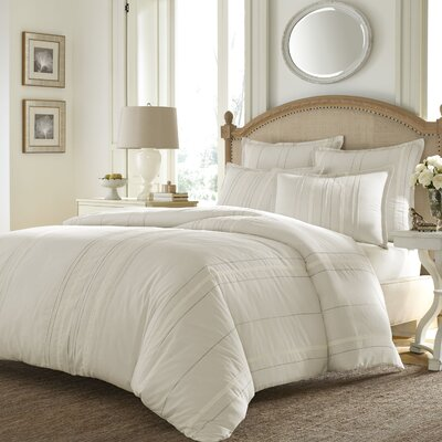 Dordogne Comforter Set Size: Full/Queen