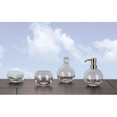 Apollo 4 Piece Bathroom Accessory Set
