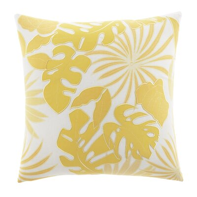 Antique Palm Cotton Decorative Throw Pillow by Tommy Bahama Bedding