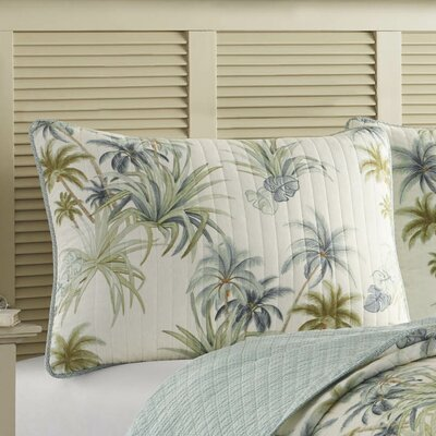 Serenity Palms Sham by Tommy Bahama Bedding