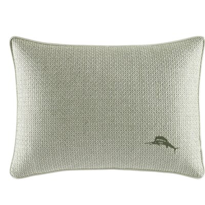 Cuba Cabana Cotton Breakfast Pillow by Tommy Bahama Bedding