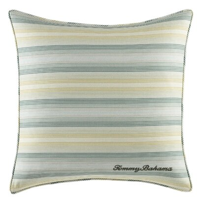 Cuba Cabana Throw Pillow by Tommy Bahama Bedding