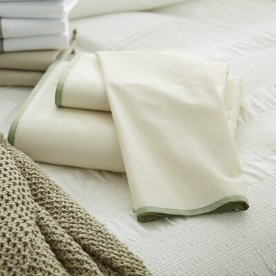 Birds of Paradise 300 Thread Count Sheet Set Size: King