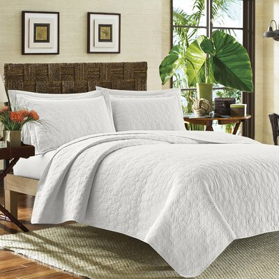 Catalina Quilt Set Size: King