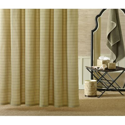 Palm Desert Cotton Shower Curtain by Tommy Bahama Bedding