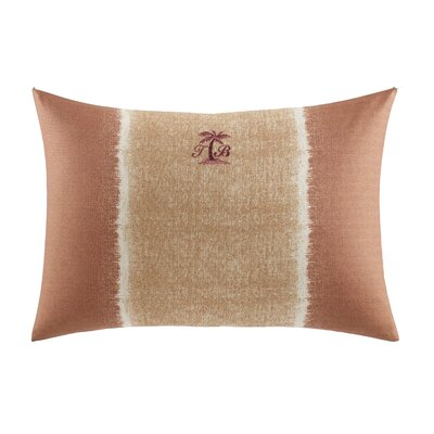 Cayo Cocco Lumbar Pillow by Tommy Bahama Bedding Size: 16 H x 20 W