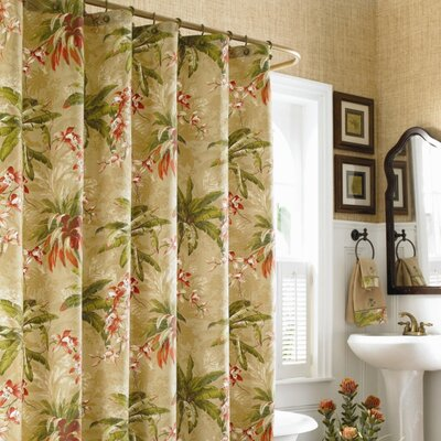 Low Price Tommy Bahama Viscaya Shower Curtain