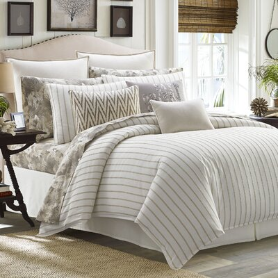 Sandy Coast Sheet Set by Tommy Bahama Bedding Size: King