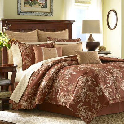Cayo Cocco 3 Piece Duvet Set by Tommy Bahama Bedding Size: Queen