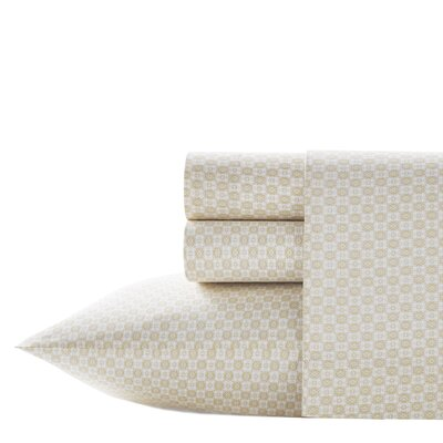 Cayo Cocco Sheet Set by Tommy Bahama Bedding Size: California King