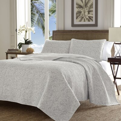 Gravel Gulch Quilt Set by Tommy Bahama Bedding Size: King