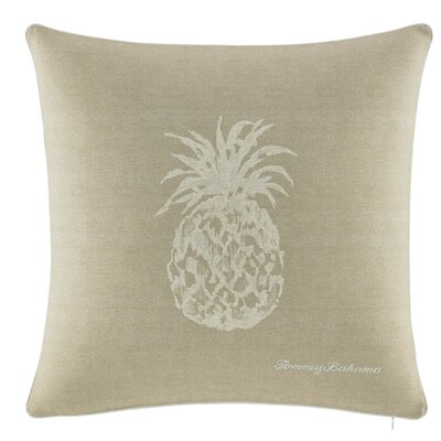 Canvas Stripe Cotton Throw Pillow by Tommy Bahama Bedding