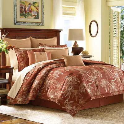 Cayo Coco 3 Piece Duvet Set Size: Full/Queen