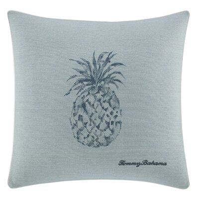 Raw Coast Pineapple Throw Pillow by Tommy Bahama Bedding
