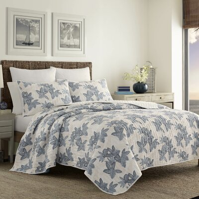 Villa Verona Quilt by Tommy Bahama Bedding Size: Full/Queen
