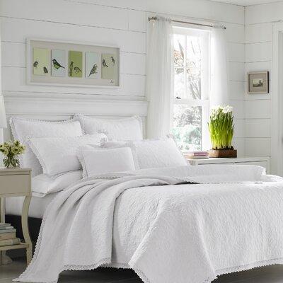 Heirloom Reversible Quilt Set Size: King