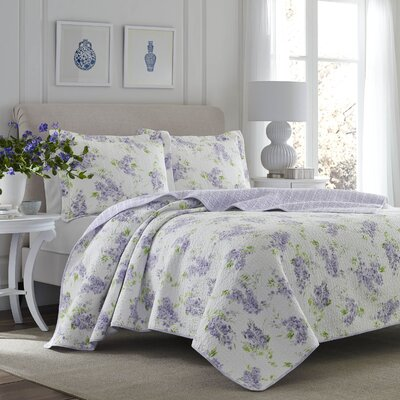 Keighley Reversible Quilt Set by Tommy Bahama Bedding Size: King