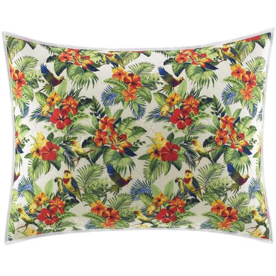 Parrot Cove Sham by Tommy Bahama Bedding Size: King