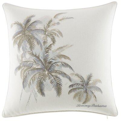 Shoreline Cotton Throw Pillow