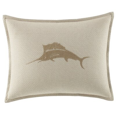 Shoreline Cotton Lumbar Pillow