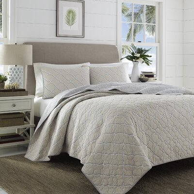Travel Reversible Quilt Set Size: King