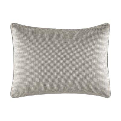 Sandy Coast Embroidered Lumbar Pillow