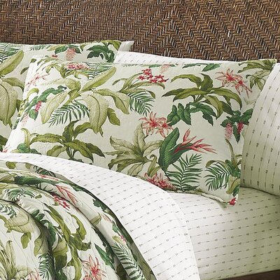 Monte Verde Sham by Tommy Bahama Bedding Size: King