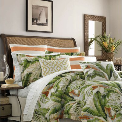 Palmiers Throw Pillow by Tommy Bahama Bedding