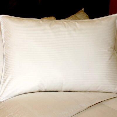 Primaloft Damask Polyfill Pillow Size: Jumbo