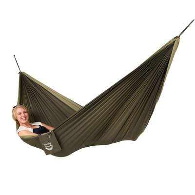 Couples Double Nylon Camping Hammock