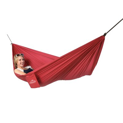 Allaire Single Hammock with Tree Straps