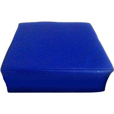 Blue Square Vibrating Childrens Pillow SP25869