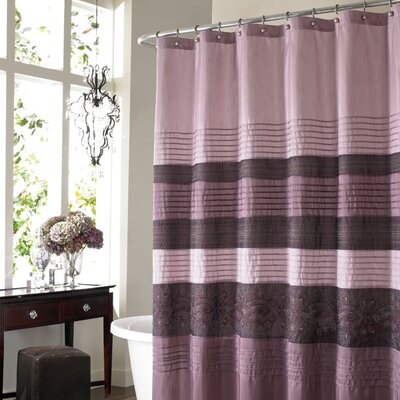 Buy Low Price Manor Hill Cleo Shower Curtain Shower Curtain Mall