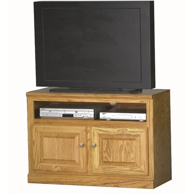Lapierre 30-39 TV Stand Color: Concord Cherry, Width of TV Stand: 27 H x 39 W x 17 D