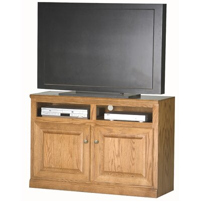 Lapierre Traditional 46 TV Stand Color: Chocolate Mousse